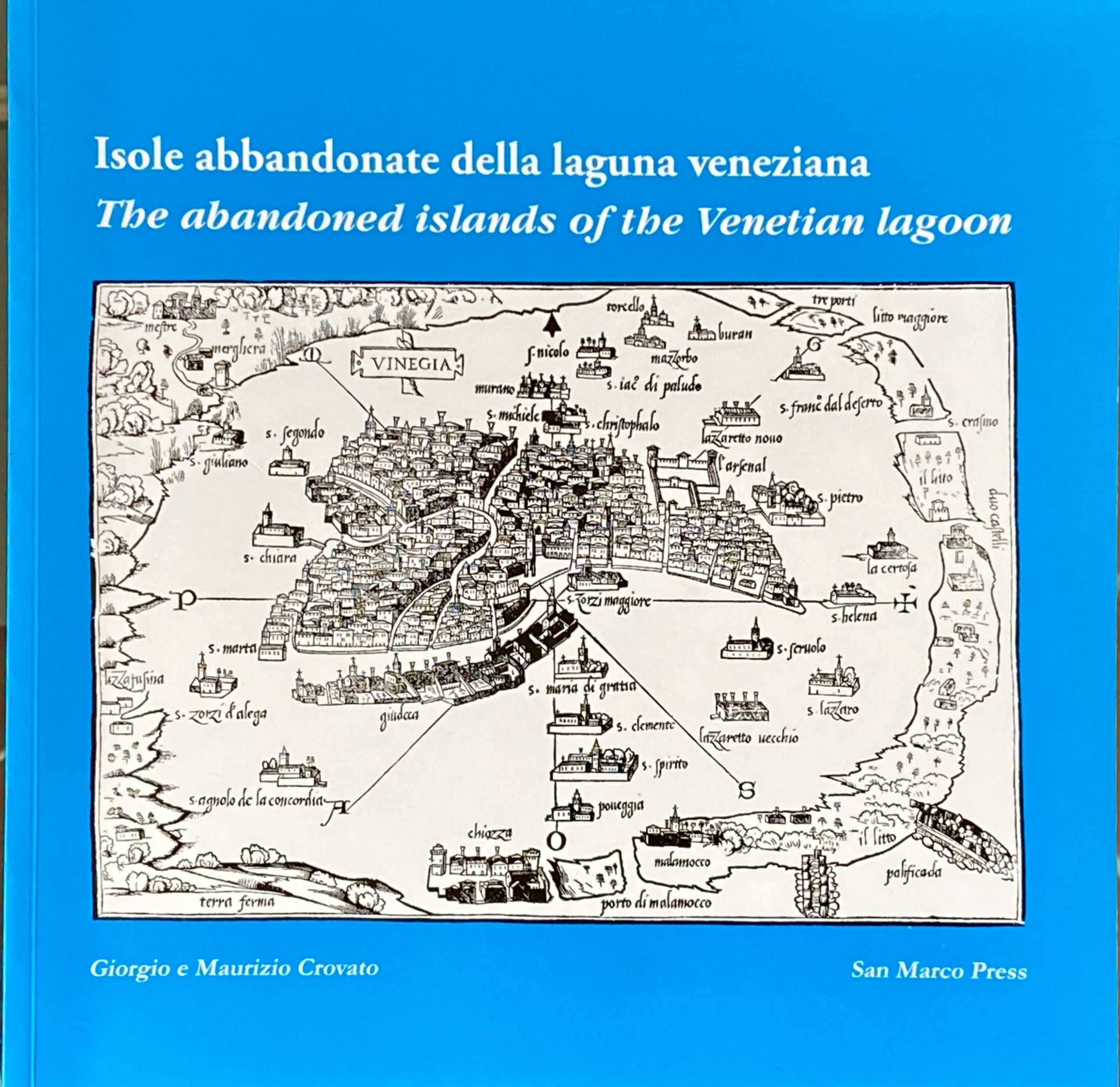 Cover - Abandoned Islands of the Venetian Lagoon