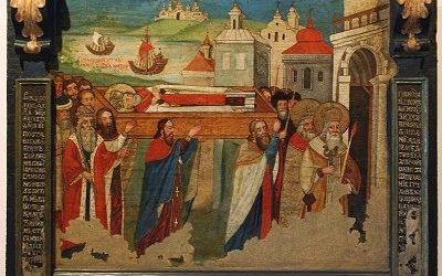 December 6th—The Feast of San Nicolò.